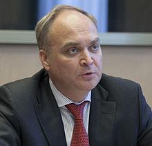 Anatolij Antonov, vara-varnamálaráðherra Rússlands.