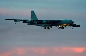 B-52 sprengjuvél