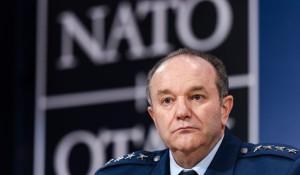 Philip M. Breedlove, yfirmaður Evrópuherstjórnar NATO.