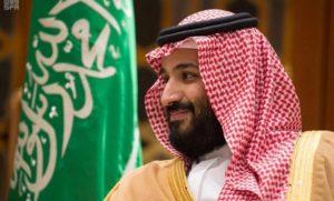 Múhammeð bin Salman.