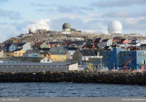 Frá Vardø.