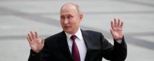 Vladimir Pútin