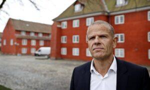 Lars Findsen, forstjóri njósnastofnunar danska hersins.